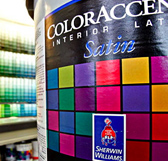 Coachfinish products - Sherwin Williams